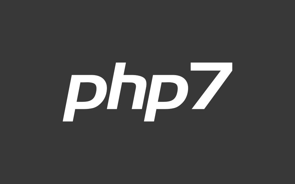 PHP7 Logo