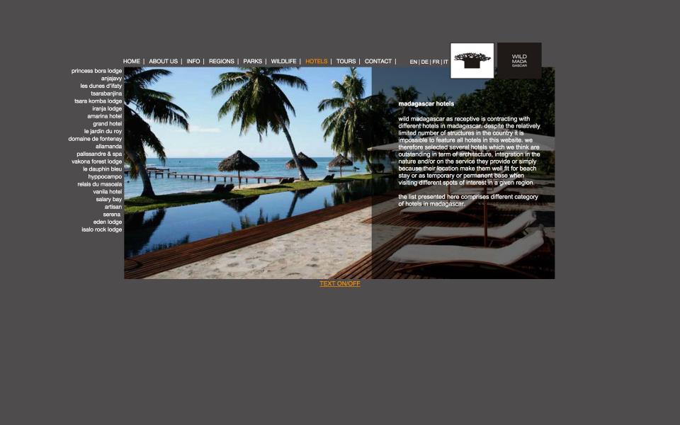 Screenshot Wild Madagascar