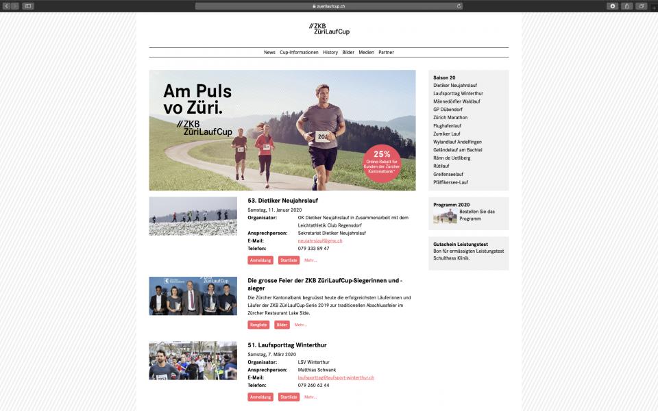 Screenshot zuerlaufcup.ch